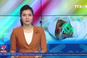Sức sống kỳ diệu của bé sơ sinh nhỏ nhất thế giới