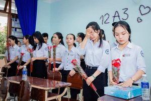 Bộ ảnh kỷ yếu đẫm nước mắt của học sinh Bà Rịa Vũng Tàu, ai cũng xúc động vì một hành trình quá tuyệt vời