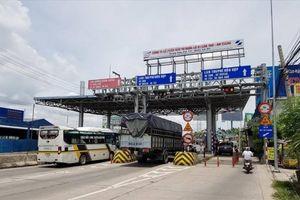 Đề nghị giảm 50% giá vé cho 334 xe tỉnh An Giang qua trạm BOT T2