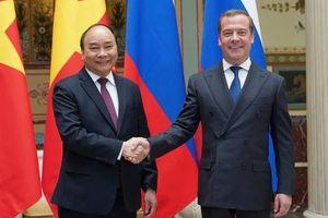 Phấn đấu đưa kim ngạch song phương Việt-Nga lên 10 tỷ USD vào năm 2020