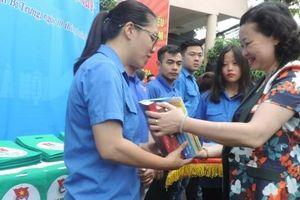 Chiến dịch Thanh niên tình nguyện hè quận Hai Bà Trưng: an toàn và hiệu quả
