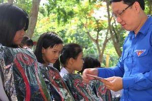 Cùng cán bộ trẻ PV GAS tham gia các hoạt động gắn kết cộng đồng