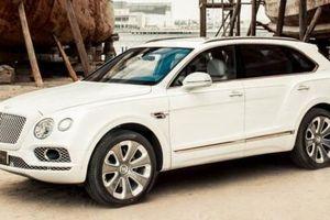 Cuối năm nay Bentley sẽ tiết lộ một mẫu Mulliner siêu độc quyền