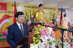 Cộng đồng người Việt tại Mozambique tổ chức Đại lễ Phật Đản Vesak 2019