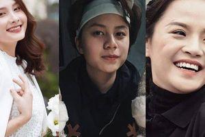 Vẻ ngoài khác nhau một trời một vực của 3 cô con gái nhà ông Sơn trong 'Về nhà đi con'