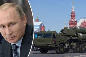 Tổng thống Putin từ chối bán tên lửa phòng không S-400 cho Iran