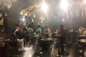 Hàng chục dân chơi phê ma túy ở vũ trường Đông Kinh