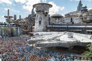 Chiêm ngưỡng công viên chủ đề Star Wars trị giá tỷ USD