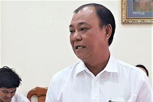 Ông Lê Tấn Hùng vi phạm 18 nội dung, nhận hình thức hạ bậc lương