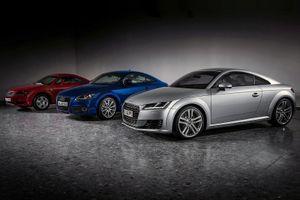 Tạm biệt TT - biểu tượng của Audi suốt 2 thập kỷ