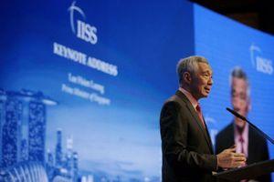 Thủ tướng Singapore: Đông Nam Á lại ở giữa 'trò chơi lớn của các nước'