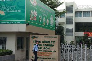 1 lãnh đạo Sở NN-PTNT TP HCM 'dính' đến sai phạm tại Tổng Công ty Nông nghiệp Sài Gòn