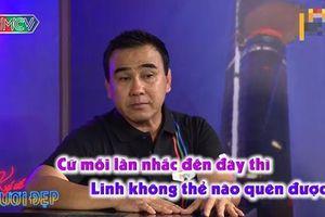 MC Quyền Linh nghẹn ngào nhớ về thời điểm mới lên Sài Gòn