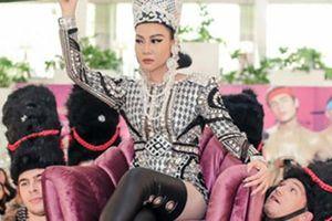 Thu Minh xuất hiện như bà hoàng, lý giải danh xưng 'diva'