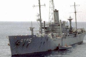 Israel đã cố tình tấn công tàu chiến Mỹ USS Liberty và đổ lỗi cho Ai Cập?
