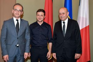 Đức, Pháp kêu gọi Nga chứng tỏ 'thiện chí chính trị và trách nhiệm trong vấn đề Ukraine'