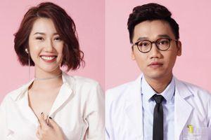 Xuân Nghị và Thúy Ngân yêu nhau trong web-drama trinh thám 'Bệnh viện Thần Ái'