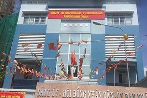 Phường Bình Thuận, Quận 7, TP. HCM- Kỳ 2: Tạm đình chỉ vụ án vì 'đợi kết quả trả lời từ cơ quan khác'?