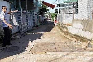 Mưa lớn, người phụ nữ bị nước cuốn trôi tử vong giữa phố