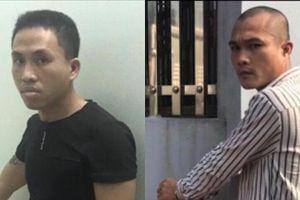 Hai gã trai phá kho hàng của người dân trộm cắp 5 laptop, 2 xe máy đã 'sa lưới'