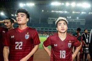 'Messi Thái' lỡ cuộc đối đầu với đối tuyển Việt Nam