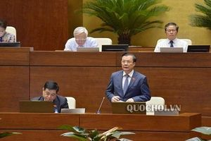 Bộ trưởng Bộ Tài chính Đinh Tiến Dũng giải trình 3 vấn đề về ngân sách Nhà nước
