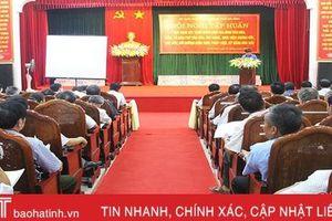 TP Hà Tĩnh trang bị kiến thức về xây dựng đời sống văn hóa tại cơ sở