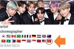 HOT: Dancer của BTS đăng hình cờ Việt Nam trên Instagram, ước mơ về concert ARMY Việt sắp trở thành sự thật?