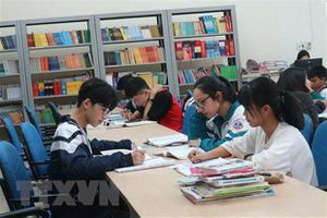 Thúc đẩy phát triển văn hóa đọc trong học sinh