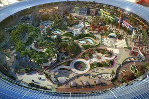 Trung tâm thương mại biết 'sống' và 'thở' lớn nhất thế giới tại Dubai
