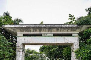 Cận cảnh bệnh viện 1000 giường hoang tàn tại Hà Nội
