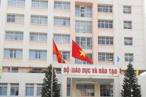 Bộ GD&ĐT nói gì trước thông tin bổ nhiệm lãnh đạo 'nợ tiêu chuẩn'?