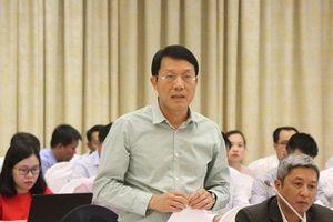 Bộ Công an: Bùi Quang Huy không có mặt ở nơi cư trú trước khi có lệnh khám xét Nhật Cường