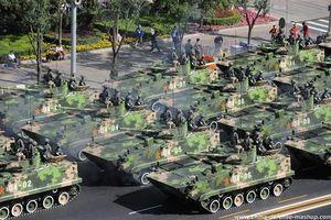 Xe chiến đấu bộ binh 'nhái' BMP-3 của Trung Quốc đã vượt trội bản gốc?