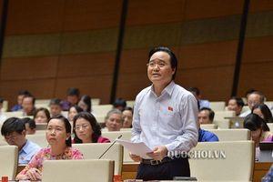 ĐBQH yêu cầu Bộ trưởng Bộ GD & ĐT trả lại công bằng cho thí sinh trượt oan