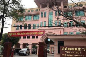 Tham mưu sai, 5 sở ngành ở Thanh Hóa bị Chủ tịch tỉnh kiểm điểm