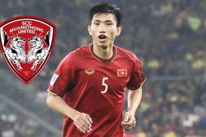 Tin tức bóng đá 31/5: CLB Thái Lan quyết chiêu mộ Đoàn Văn Hậu