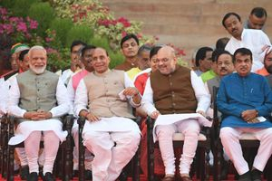Thủ tướng Ấn Độ chính thức tuyên thệ nhậm chức nhiệm kỳ thứ hai