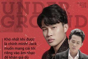 Chủ nhân hit Hồng Nhan - Jack: Nhiều từ Hán - Việt trong các sáng tác, 'khó nuốt' nhưng… dễ 'nghiện'!