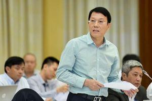Trung tướng Lương Tam Quang: Đã truy nã quốc tế ông chủ Nhật Cường Mobile Bùi Quang Huy