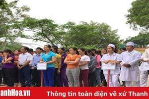 Huyện Như Xuân: Hưởng ứng Ngày Môi trường thế giới, Tuần lễ Biển và hải đảo Việt Nam