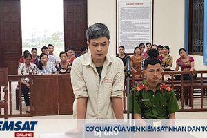 VKSND tỉnh Bắc Giang tổ chức phiên tòa hình sự rút kinh nghiệm