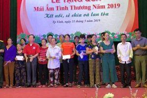 Hội Chữ thập đỏ Thành phố Vinh đạt trên 900 triệu đồng trong Tháng Nhân đạo
