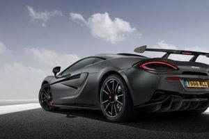 MSO tung bodykit tăng cường lực ép cho McLaren 570S