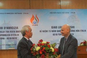 Italy hiện diện gần gũi trong đời sống người Việt Nam
