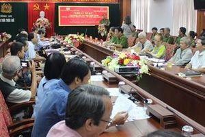 Khai mạc trại sáng tác 'Công an Thừa Thiên – Huế - Vì bình yên cuộc sống'
