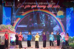 Toàn cảnh Lễ trao giải và công diễn Liên hoan Giai điệu Sơn ca 2019