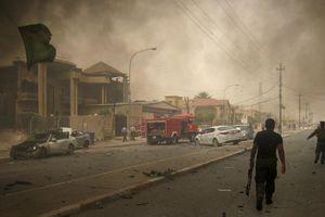 Nổ liên hoàn ở thành phố Kirkuk của Iraq, hàng chục người thương vong