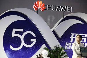 Bất chấp lệnh cấm của Mỹ, Huawei không từ bỏ chương trình phát triển thiết bị 5G