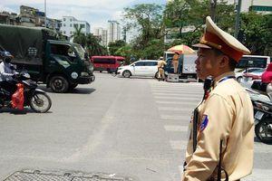 Sẵn sàng phương án bảo đảm giao thông cho kỳ thi vào lớp 10
